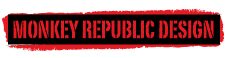 Monkey Republic Design Logo